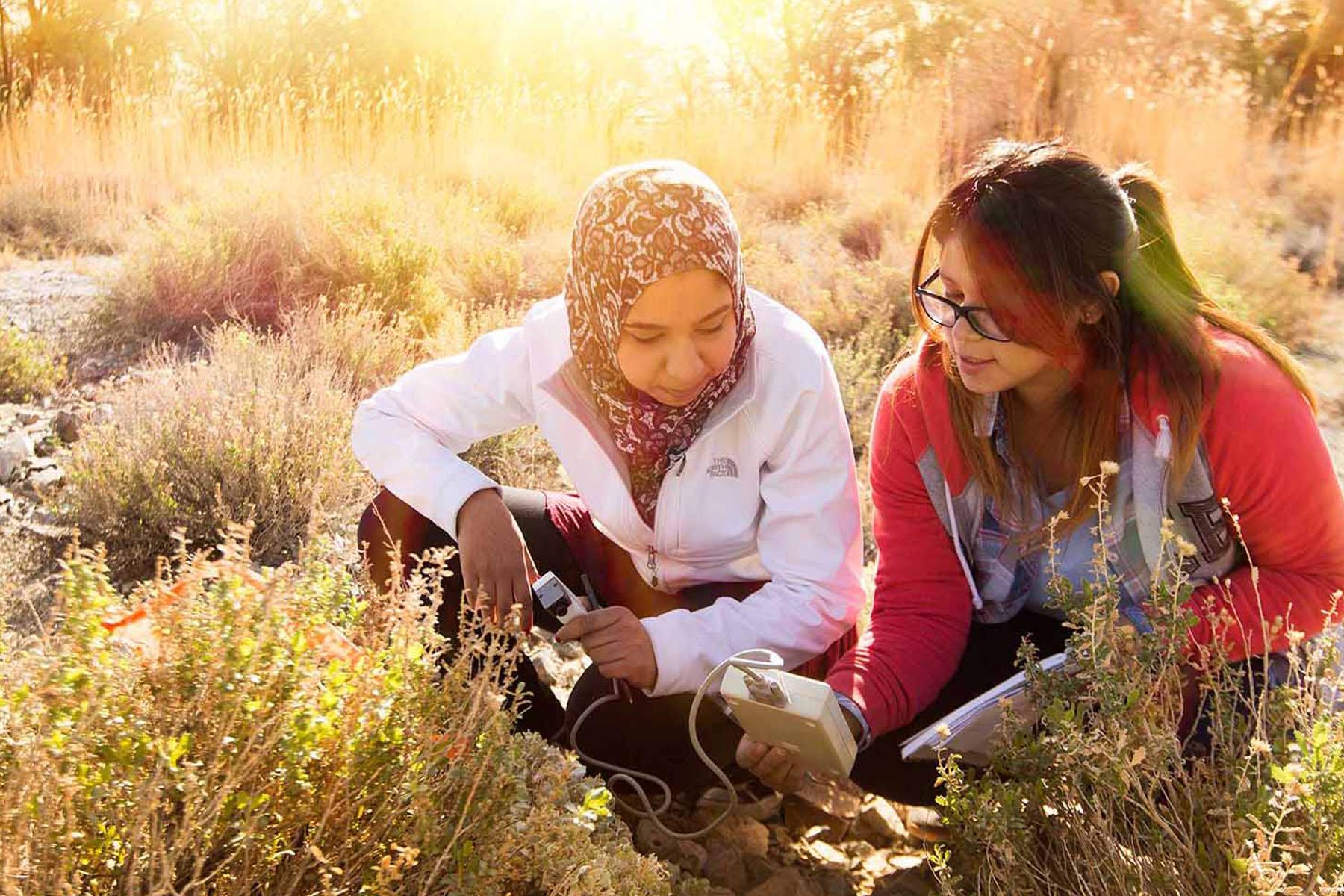 CSU Fullerton Sustainability Living Lab: Desert Studies